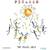 Picasso - War and Peace 2016: Kalender 2016 (Tushita Fine Arts)