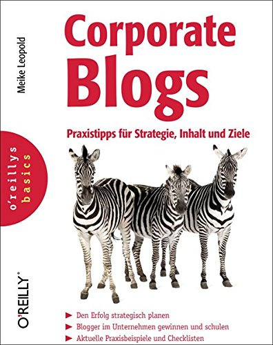 Leopold, Meike: Corporate Blogs