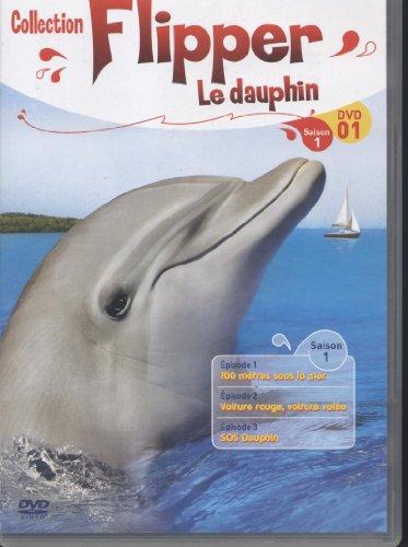 Flipper Le Dauphin Saison 1 Dvd 01 épisode 1.2 et 3