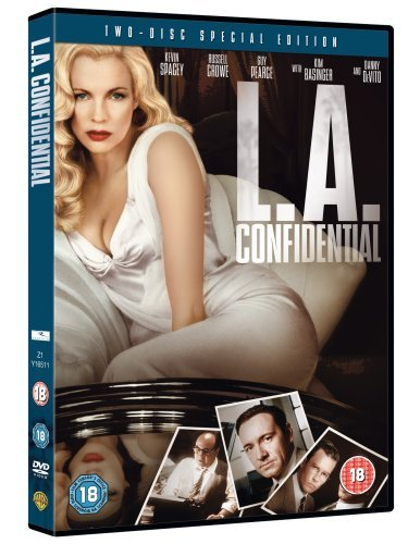 L.A. Confidential - Special Edition [DVD] [1997] by Kevin Spacey