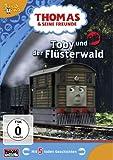 DVD Cover 'Thomas & seine Freunde - Toby und der Flüsterwald