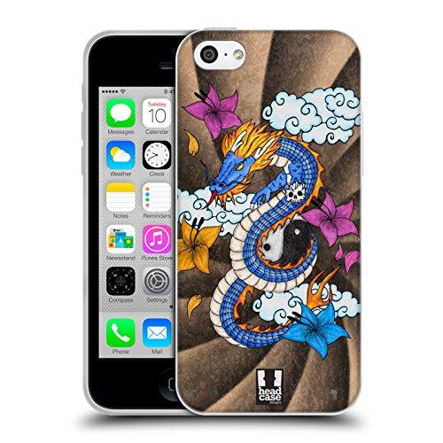 Head Case Designs Maki Temps De Sushi Étui Coque en Gel molle pour Apple iPhone 5 / 5s / SE Fucanglong