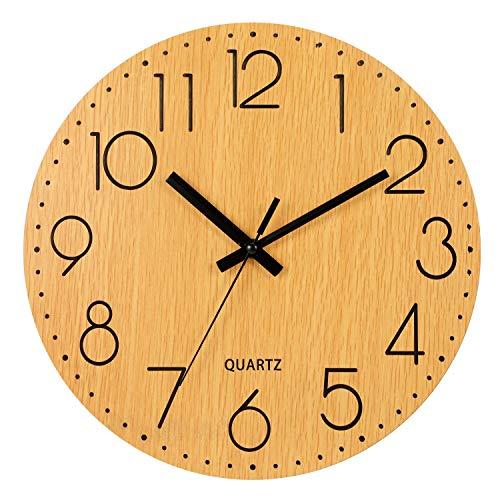 XYQY Reloj de Pared Luminoso