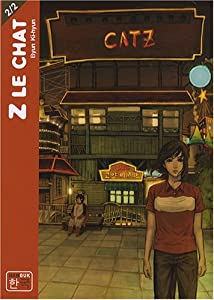 Z Le Chat Edition simple Tome 2