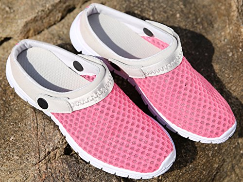 Os Muffins Baixo Mulas Para Chinelos Rosa Todos Unissex Verão Praia Arrasto Vermelha Tamancos Sapatos Chinelos Dias w0xIqE0T
