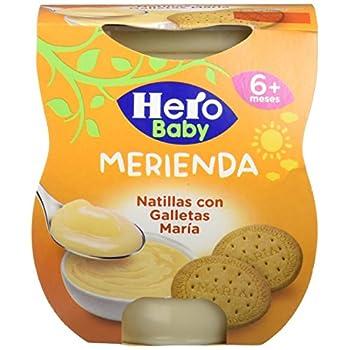 Hero Baby Merienda Natillas...