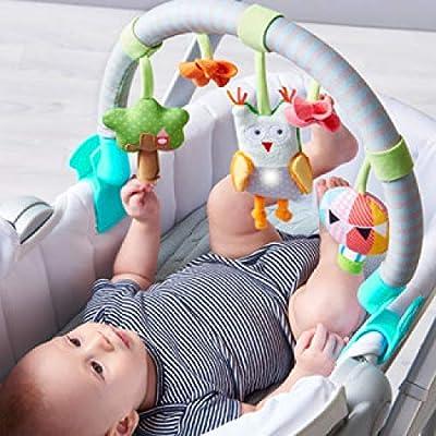 Taf Toys 11875 - Arco musical de carrito búho