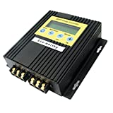 ECO-WORTHY 20A 12V/24V MPPT Solar Charge Controller Solar Regulator 15-30% More Power