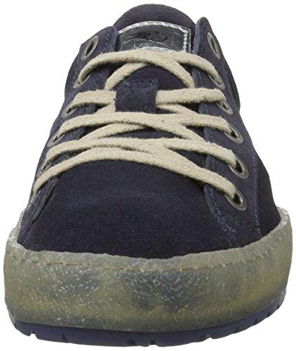 Mjus 309107-0101, Sneakers basses homme Blau (Space/Argento)