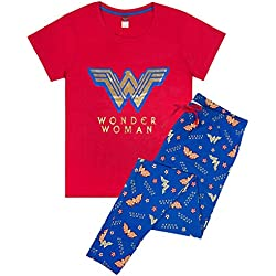 Wonder Woman Logo Women's Pyjamas (XL)