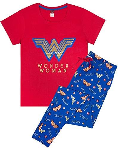 Wonder Woman Logo Women's Pyjamas (XL)