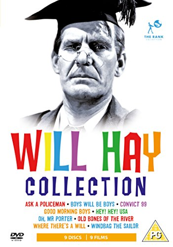 Hay Oh (Will Hay Collection [9 DVDs] [UK Import])