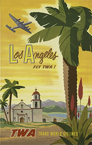 fly-twa-los-angeles-extra-large-matte-print