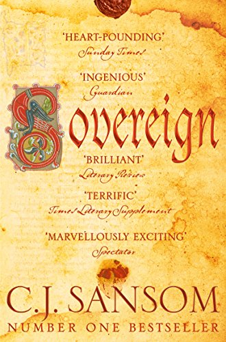 Sovereign (The Shardlake Series Book 3) (English Edition) por C. J. Sansom
