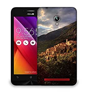 Snoogg Variety In Garden Designer Protective Phone Back Case Cover For Asus Zenfone GO