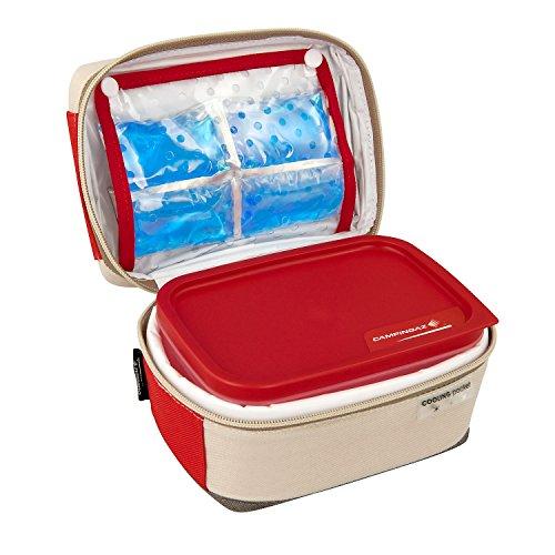 Campingaz freez'box borsa termica, rosso, s