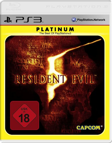 ak tronic Resident Evil 5 [Software Pyramide]