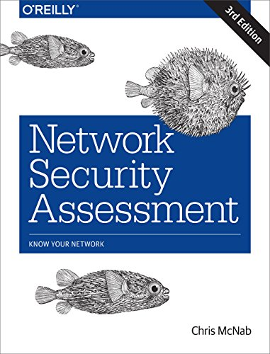 Network Security Assessment: Know Your Network (English Edition)