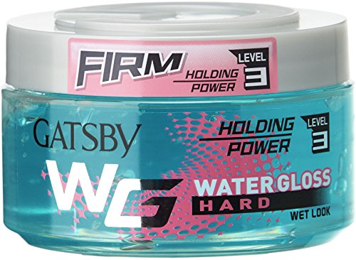 Gatsby Water Gloss Hard, Blue, 150g