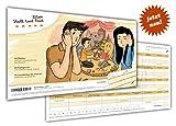 arheko Stadt Land Eltern -für Eltern und Familien- 55 Seiten Buch-Block - 26 Kategorien im Din A4 Format - Perfektes Geschenk zur Geburt des Babys