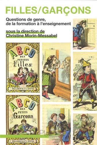 Filles / Garçons : Questions de genre, de la formation à l'enseignement