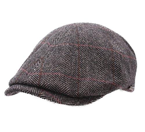 stetson-cappellino-piatto-uomo-texas-wool-size-l-gris-clair-371