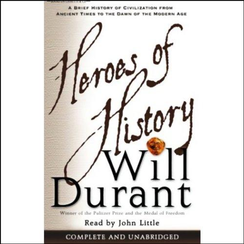 Heroes of History  Audiolibri