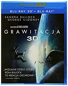 Gravity [Blu-Ray]+[Blu-Ray 3D] (IMPORT) (Pas de version française)