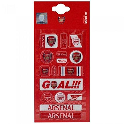 Arsenal FC - Autocollants officiels