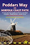 Peddars Way and Norfolk Coast Path: Knettishall Heath to Cromer (British Walking Guides), Planning, Places to Stay, Places to Eat