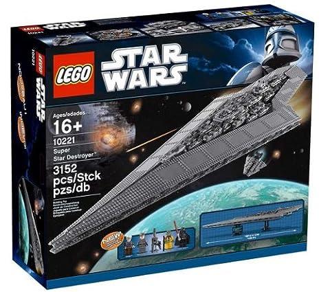 LEGO Prestige Star Wars - Super Star Destroyer -