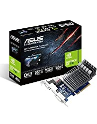 Asus GeForce 710 2GB PCI-e Graphics Card