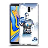 Head Case Designs Ufficiale Scotland Rugby Hamish Watson 2018/19 Giocatori Cover Morbida in Gel per Samsung Galaxy J6 Plus (2018)