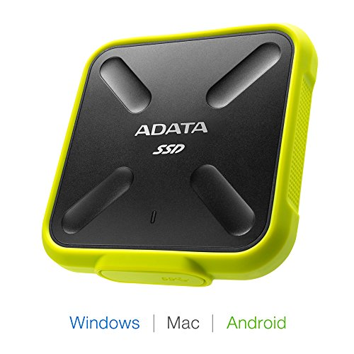 ADATA SD700 256 GB External SSD
