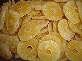 Ananas tranches déshydratées avec sucre 500g