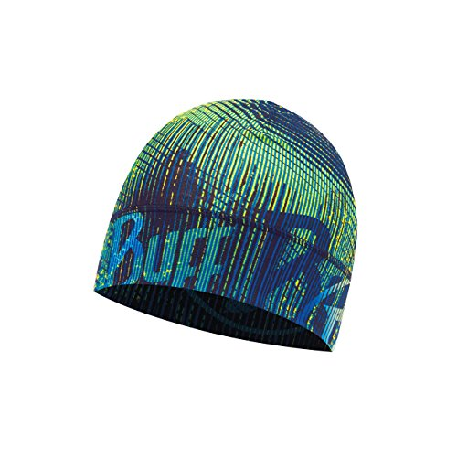 Buff Erwachsene Microfiber 1 Layer Hat Mütze, Flash Logo Multi, One Size