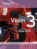 Violin Exam Pieces Grade 3 2016-2019 (Score & Part)