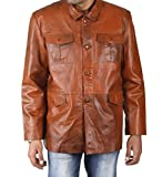 Shagoon Emporium Men's Leather Coat(sh00...