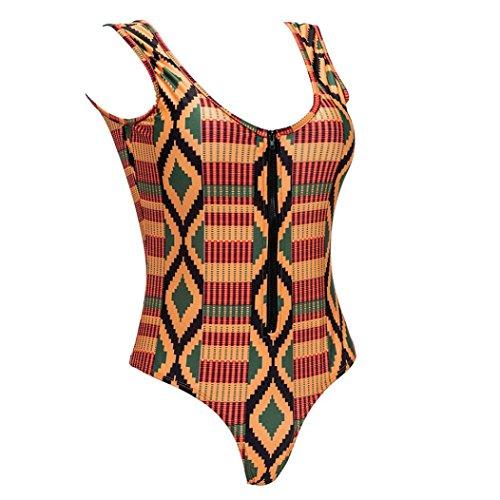 Ba Zha Swimwear -  Costume intero  - Donna Multicolor