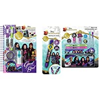 MEGA SET WHICH INCLUDES Disney Descendants Customising Journal Set,Deluxe Stationery Set and Novelty Pen