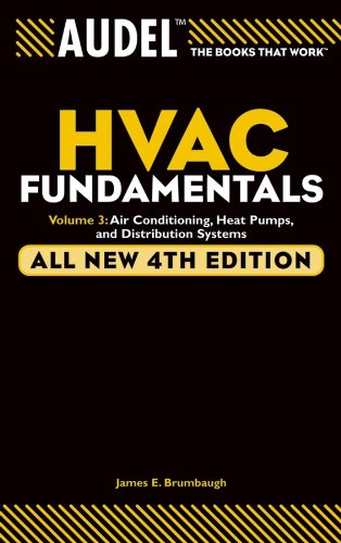 Audel HVAC Fundamentals, Volume 3: Air Conditioning, Heat Pumps and Distribution Systems (English Edition) -