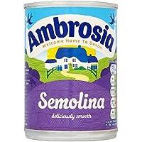 Ambrosia 425g De Sémola (Paquete de 6)