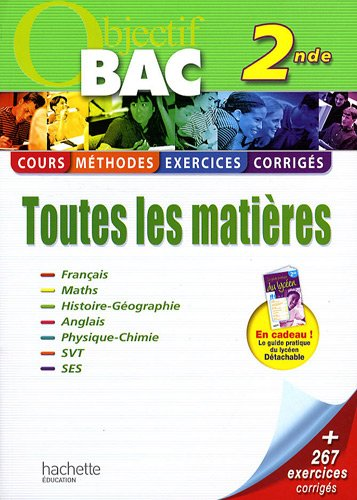Toutes les matières 2e par Laurent Berton, Alexandre Blin, Florence Bodson, Olivier Chapuis