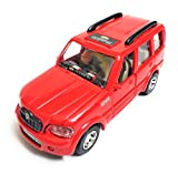 #10: Scorpio Car Toy for Kids/Show Piece | Die Cast Vehicle Toy | Miniature/Model Car | Pull Back and Go | Openable Doors (Red)
