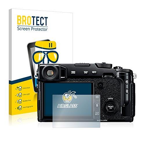 brotect Protection Ecran Verre Compatible avec FujiFilm X-Pro2 Film Protecteur Vitre 9H Anti-Rayures, AirGlass