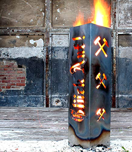 Feuerschale Terrassenfeuer Feuerkorb