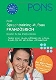 PONS mobil Sprachtraining - Französisch für Fortgeschrittene. 2 CDs: Kompaktes Training - auch unterwegs