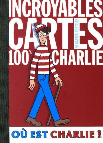 Incroyables cartes postales, 100% Charlie : Où est Charlie ?
