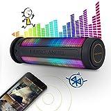 MUSIC ANGEL ® tragbarer kabelloser WLAN Lautsprecher - 3
