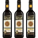 Stellar Winery Klawer Pinotage 2015 Organics ohne SO2-Zusatz Trocken  ( 3 x 0.75 l)